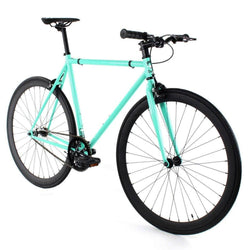Golden Cycles Striker Fixed Gear - Black and Cyan Golden Cycles (ISD)