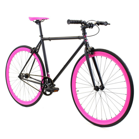 Golden Cycles Sugarcoat Fixed Gear - Pink and Black Golden Cycles (ISD)