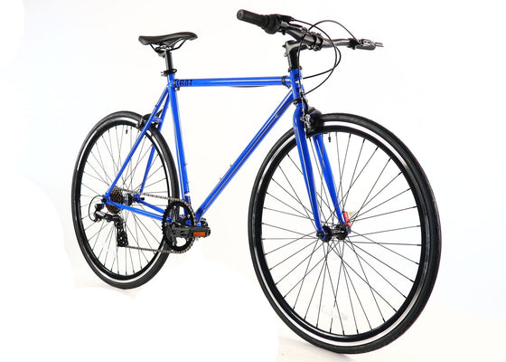 Golden Cycles Velo 7 - Blue