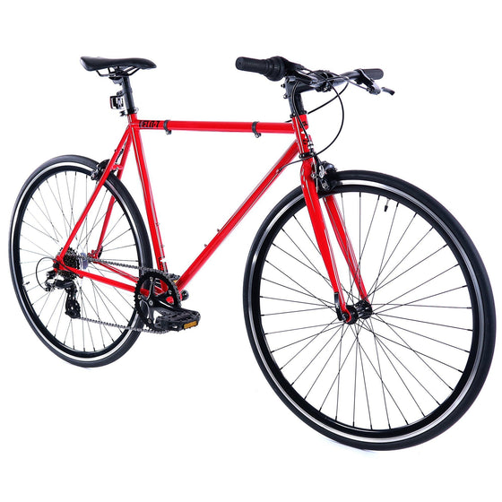 Golden Cycles Velo 7 - Red