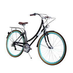 ZF Bikes Civic Women 7spd - Black Skies ZF Bikes (ISD)