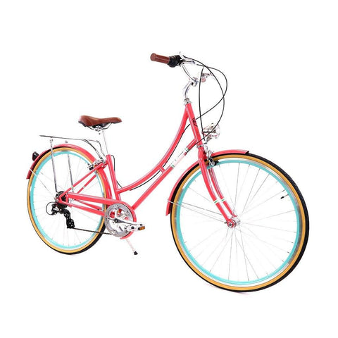 ZF Bikes Civic Women 7spd - Salmon ZF Bikes (ISD)