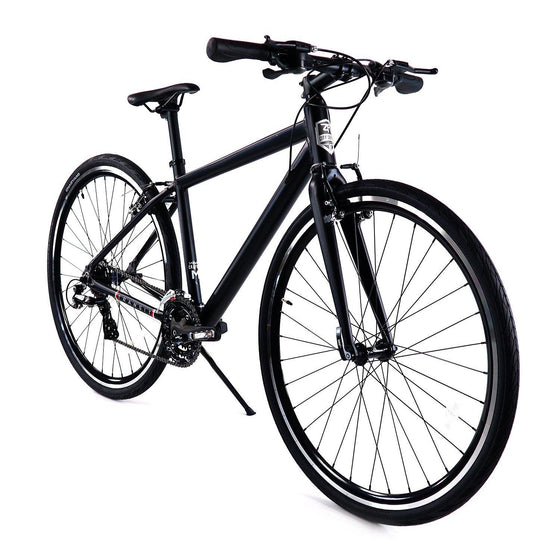 ZF Bikes Transit Men - Black