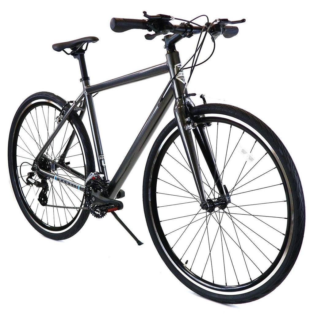 ZF Bikes Transit Men - Grey