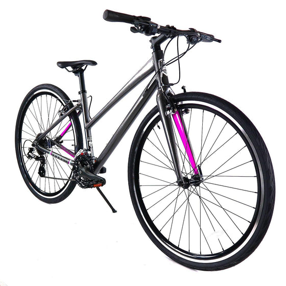 ZF Bikes Transit Women - Grey