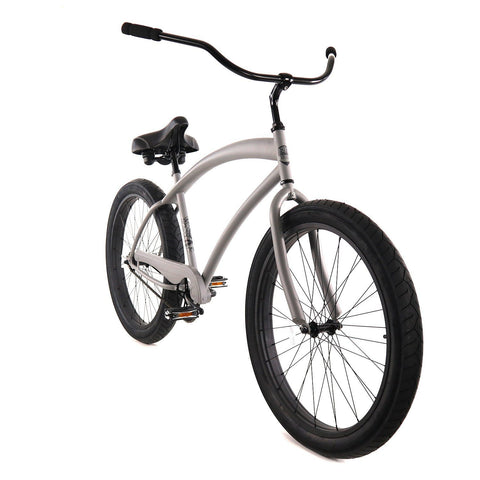 Zycle Fix ZF Bikes Cobra: Charcoal Cruiser Republic