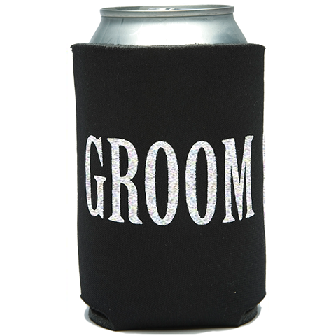Groom Can Cooler (23018)