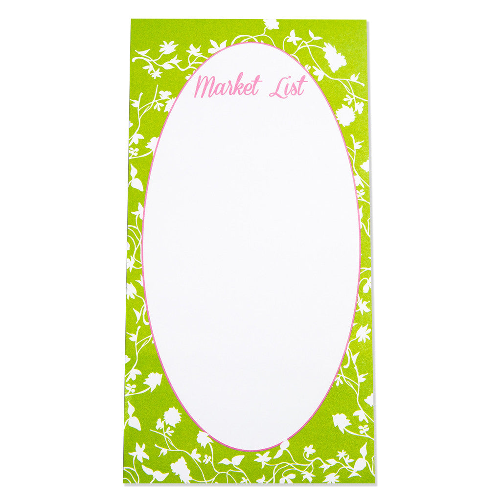 """Market List"" Magnetic Notepad (30091)"
