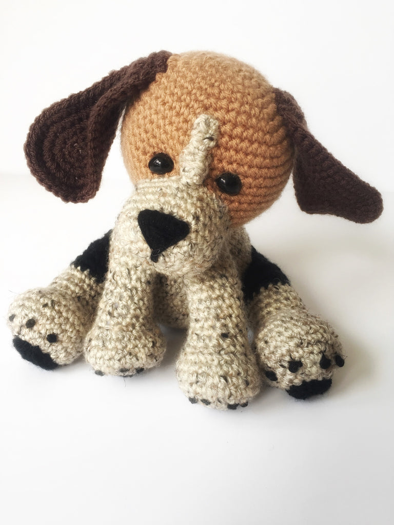 Britney Beagle Puppy Plush