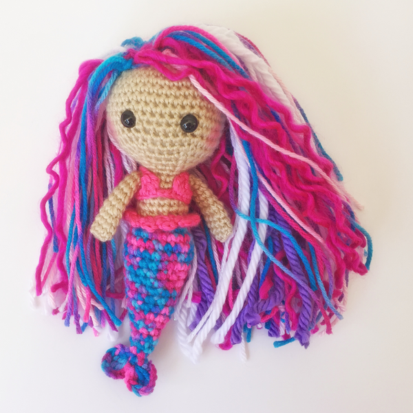Mermaid Doll - Bellina