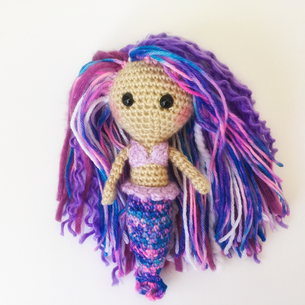 Mermaid Doll - Avalynn