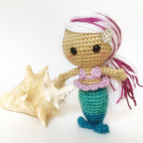 Mermaid Doll - Meranda