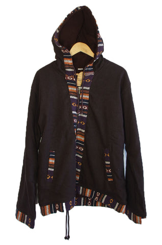 KANPUR BROWN JACKET