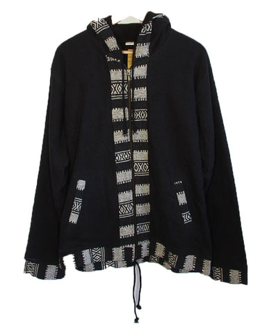 KANPUR BLACK JACKET