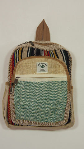 HEMP MINI BACKPACK