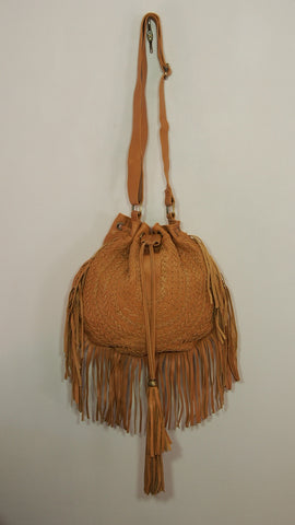 Boho Fringed Bag