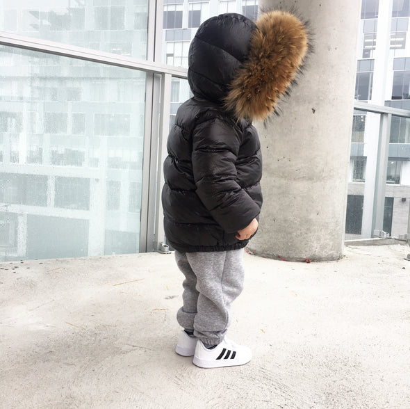 Manteau Enfant Bubble | Kid Bubble Coat ÉDITION LUXE - Mpompon
