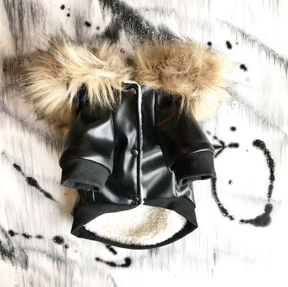Manteau Chien | Dog Coat ''VEGAN'' 🌱 - Mpompon