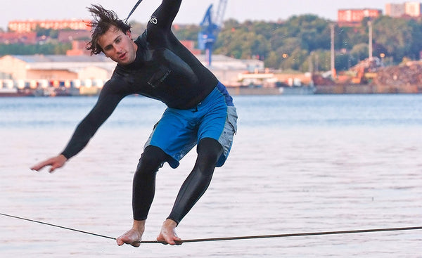 Slackline Surfing - Ways to Surf the Line