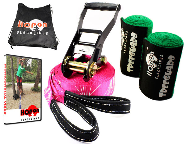 HOTLINE - Limited Edition - HopOn Slacklines  - 1