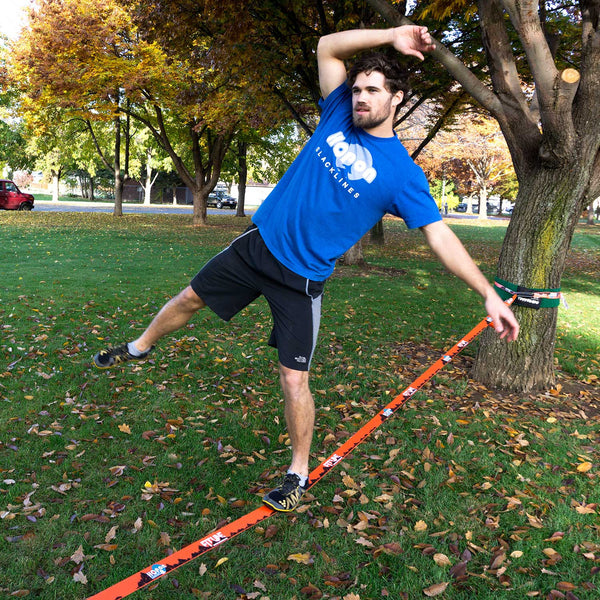 FITLINE - Lava Red - HopOn Slacklines  - 3