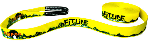 FITLINE - Mellow Yellow - HopOn Slacklines  - 2