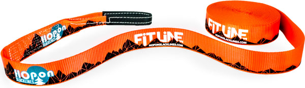 FITLINE - Lava Red - HopOn Slacklines  - 2