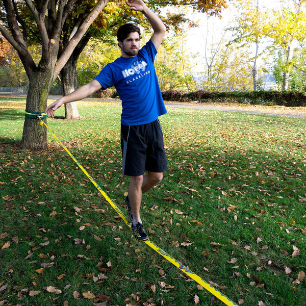 FITLINE - Mellow Yellow - HopOn Slacklines  - 3
