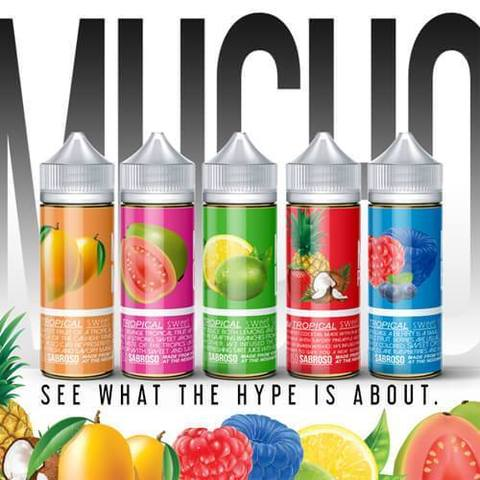 MUCHO EJUICE BY THE NEIGHBORHOOD E-LIQUID 100ML
