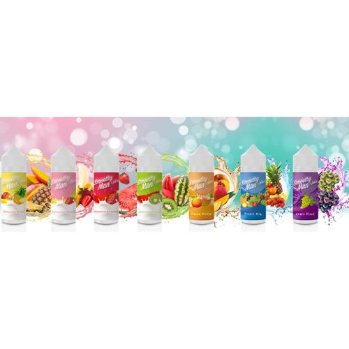 SMOOTHY MAN E-LIQUID 120ML