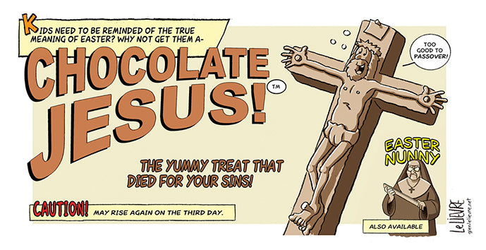 The yummy treat that died for your sins