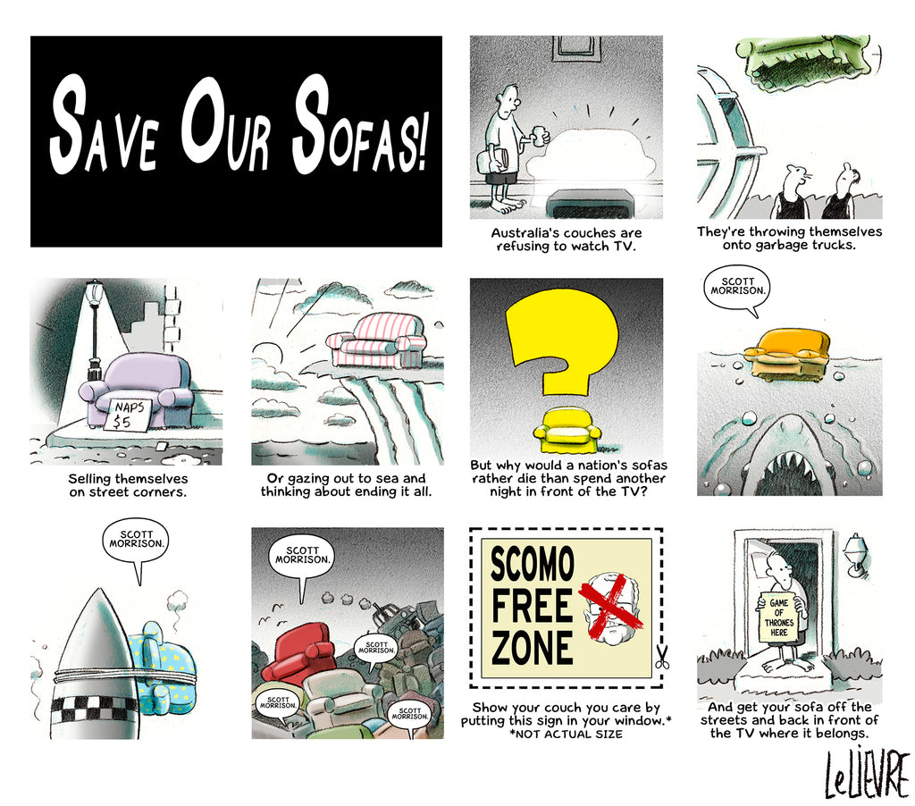Save Our Sofas