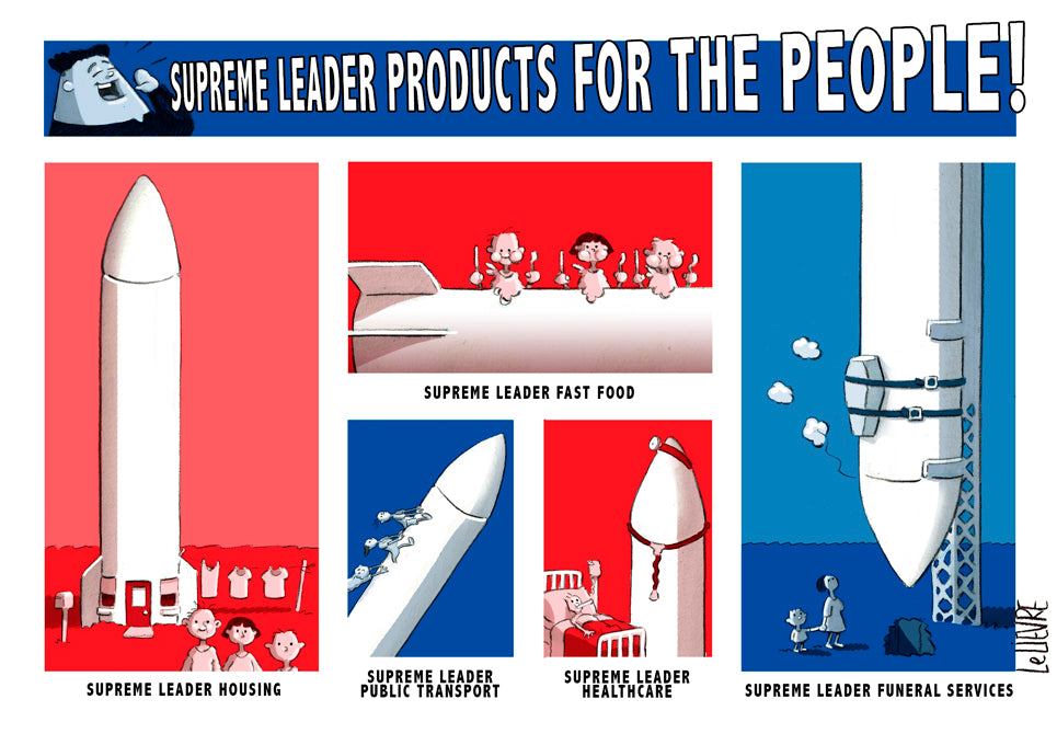 Products for the people