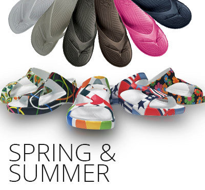 Spring and Summer Shoes