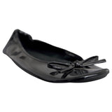 Women's Bendable Ballet Flats - Black Patent (Special Offer)