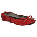 Women's Bendable Ballet Flats - Red (Special Offer)