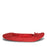Women's Fleece Bendable Ballet Flats - Red