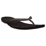 Women's Bendable Flip Flops - Black