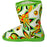 Women's Loudmouth 9-inch Boots - Shagadelic White