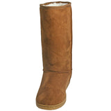 Women's 13-inch Microfiber Boots - Chestnut (Special Offer)