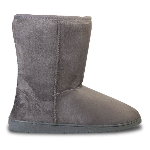 Women's 9-inch Microfiber Boots - Gray