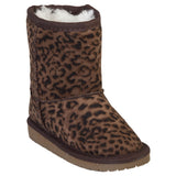 Toddlers' Microfiber Sheep Dawgs - Leopard