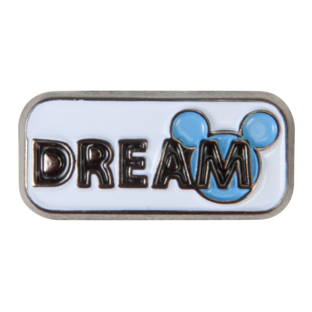Disney Enamel Dawg Tags Shoe Charms - Dream (C1062)