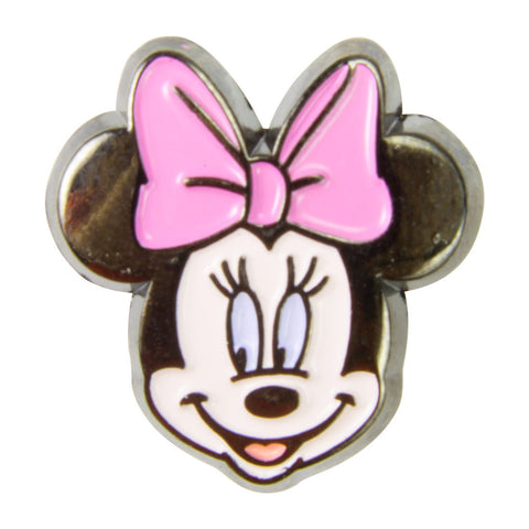 Disney Enamel Dawg Tag Shoe Charm - Minnie (C1001)