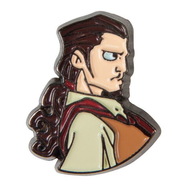Disney Enamel Dawg Tag Shoe Charm - Will Turner (C1036)