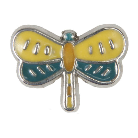Mini Dawg Tag Shoe Charm - Dragonfly