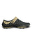 Men's Spirit Golf Shoes - Black with Tan