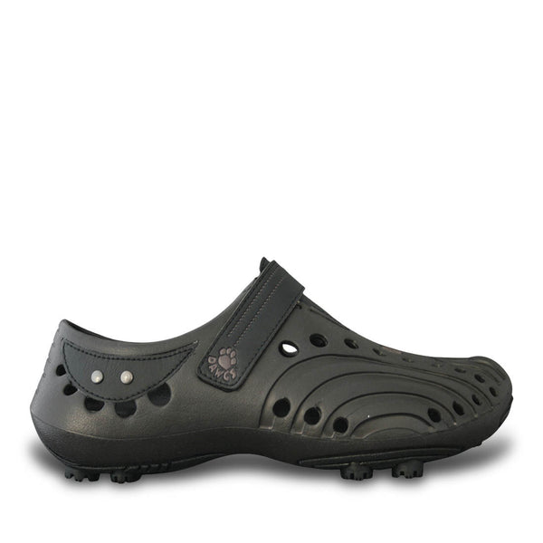 Men's Spirit Golf Shoes - Dark Brown with Black