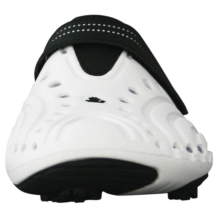 Men's Spirit Golf Shoes - White with Black