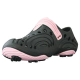 Women's Spirit Golf Shoes - Black with Soft Pink